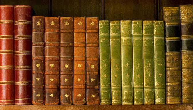 оценка старинных антикварных книг онлайн